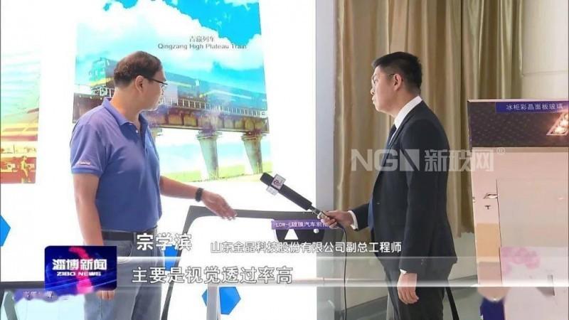 山东金晶科技股份有限公司副总工程师 宗学滨