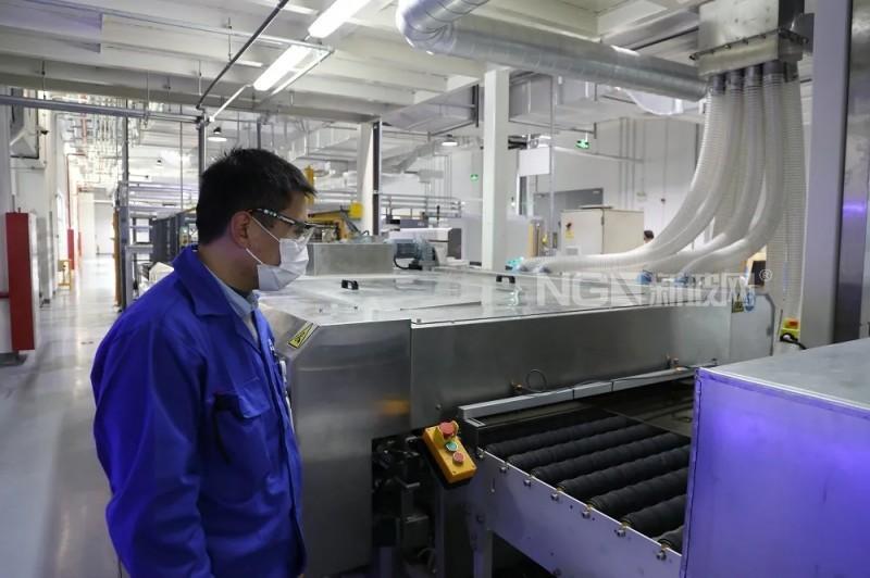 肖特赛兰®新产线投产
