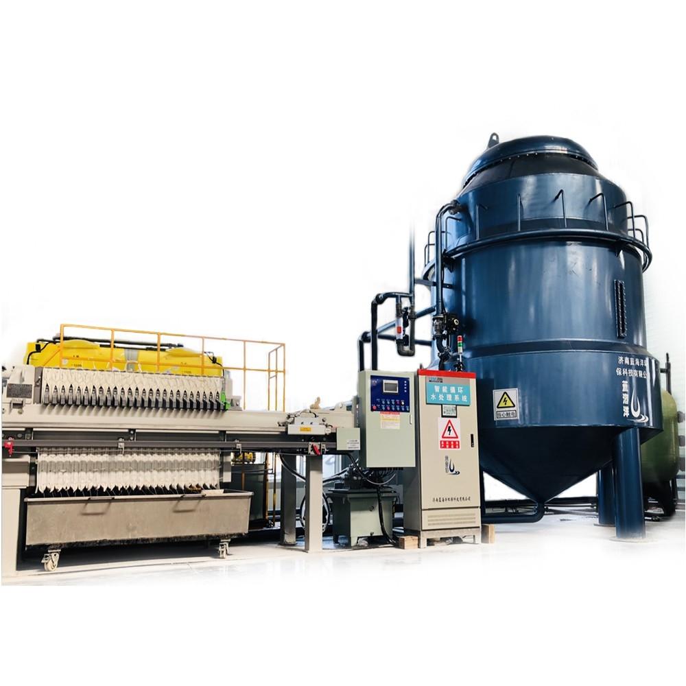 蓝海洋BOWP污水净化设备