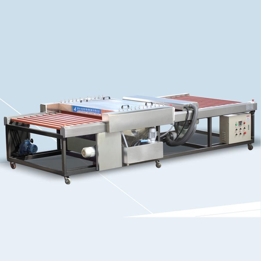 满菱 MLQ-1200 玻璃清洗干燥机