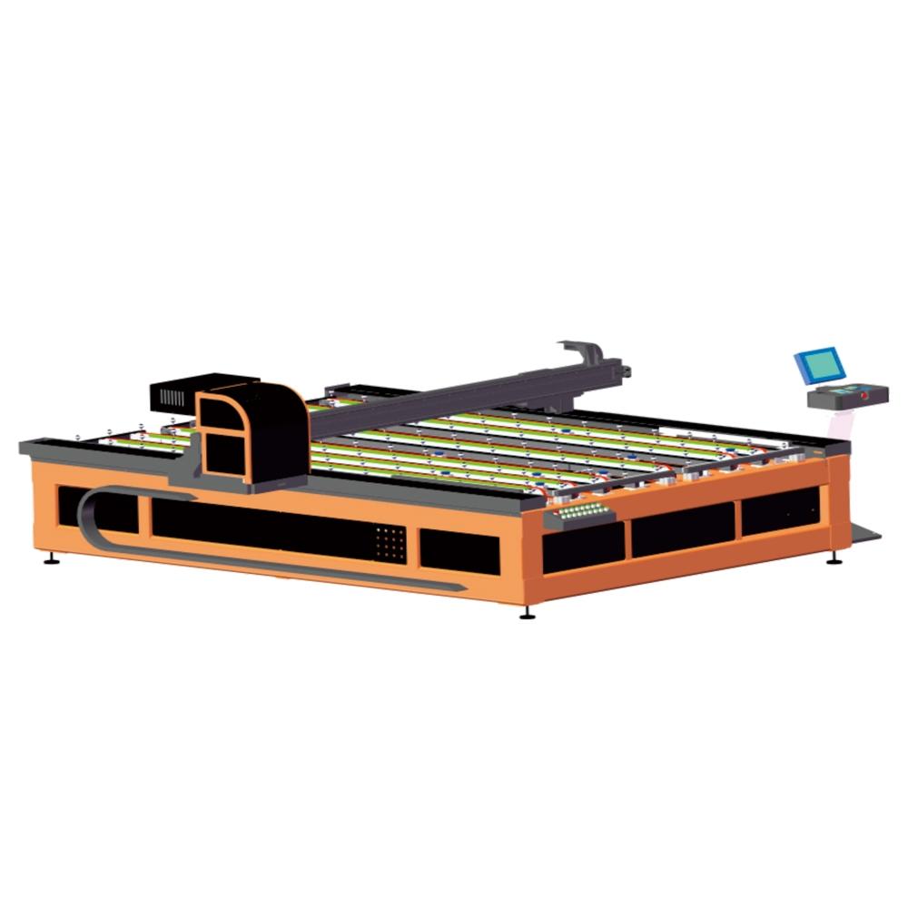 思沃QLBD1520高温数码彩釉玻璃打印机