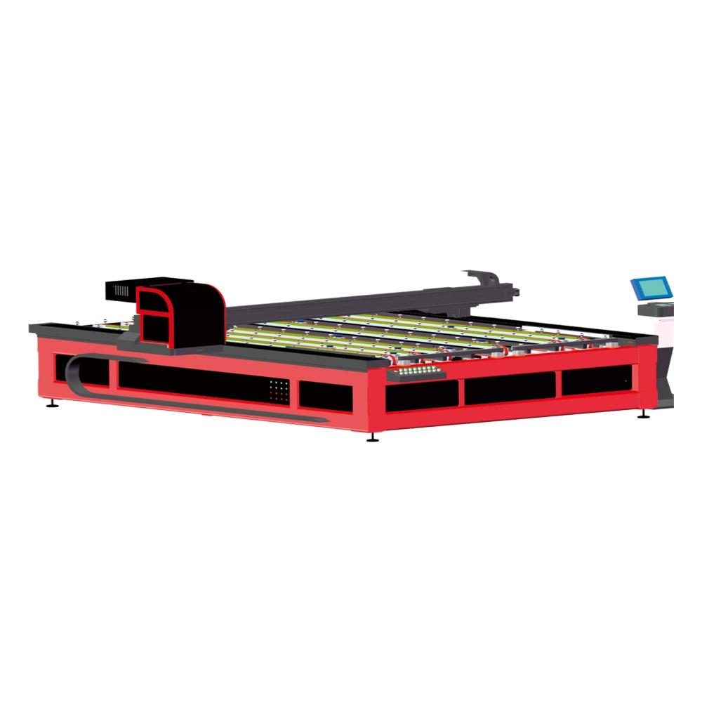 思沃QLBD2636高温数码彩釉玻璃打印机