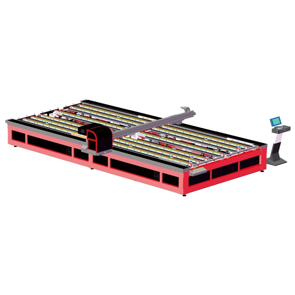 思沃科技QLBD3372高温数码彩釉玻璃打印机