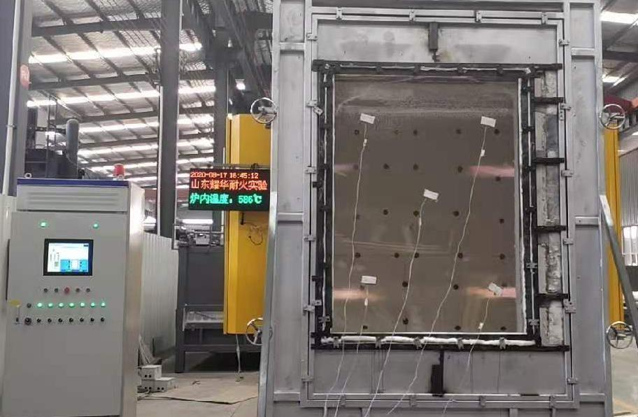 防火玻璃检测设备